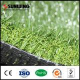 중국 옥외 정원을%s 도매 자연적인 인공적인 뗏장 가격