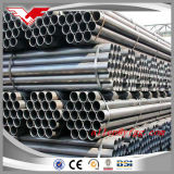 Painted rosso Welded Steel Pipes con Grooved Each Estremità per Fire Fighting