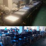 72X3w 백색 단계 프레넬 LED 단계 점화