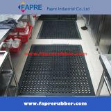 Циновка циновки кухни доказательства масла рециркулированная резиновый/резины трактира