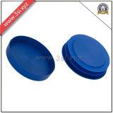 Fiches en acier d'embout de tuyau et chapeaux en plastique (YZF-H395)