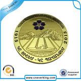 Distintivo poco costoso di Pin di abitudine del commercio all'ingrosso della fabbrica di Fuzhou