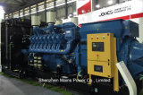 900kw 1125kVAドイツMtuのディーゼル発電機スタンバイ1000kw 1250kVA