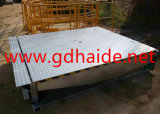 Constructeur de niveleur de Dock avec Hot DIP Galvanized pour Loading et Unloading