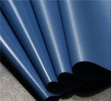 PVC 방수포 직물 트럭 방수포에 의하여 박판으로 만들어지는 방수포 (1000dx1000d 9X9 510g)