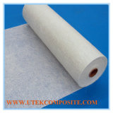 600GSM estera tajada fibra de vidrio del hilo de la anchura del polvo 1250m m