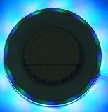 UFO de lampe de lampe d'étape de petite lampe de fleur d'UFO Sun de LED mini