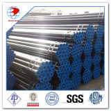 Warm gewalztes Seamless Carbon Steel Pipe A53 Gr. B für Oil Industry
