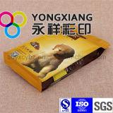 Kundenspezifischer flache Unterseiten-Beutel für Nahrung für Haustiere/Hundenahrung