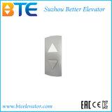 Elevatore Gearless del passeggero di osservazione di Vvvf del Ce