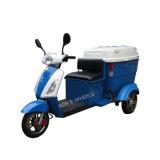 عمليّة بيع حادّة ينظّف درّاجة ثلاثية كهربائيّة ([كت-023])