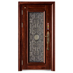 Europe CE Highest Quality Steel Door Export China (G101) Bedroom Door
