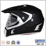 Motorcross 직업적인 순수한 백색 헬멧 (CR407)