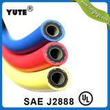 Boyau de remplissage de PRO gaz de Yute SAE J2196 R410A