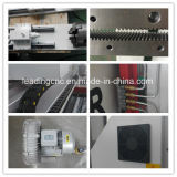 Jinan Leading 4 Axis Wood CNCRouter 3D CNC Machine
