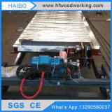 China que faz a vácuo novo do Hf da madeira serrada do carvalho do projeto equipamento de secagem