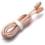 Tipo Braided di nylon C del USB 3.1 per digitare il cavo di C