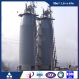 OEM Vertical Shaft Lime Kiln 400tpd