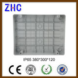 Il Ce all'aperto IP65 impermeabilizza le scatole di giunzione elettriche sigillate plastica terminale dell'ABS del PVC della scatola di giunzione 300*220*120