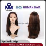 Parrucca piena sintetica del merletto della parrucca dei capelli di Fahsion