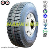 Neumático de tracción del neumático de la rueda radiante TBR (315 / 80R22.5, 385 / 65R22.5)