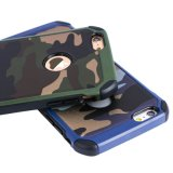 Camo Defender Shockproof Tropfen-Proof TPU Hybrid Rugged Fall für iPhone6