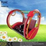 2016電池式の正方形の幸せな振動車、電気振動動揺車