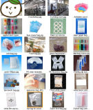 Accettare i sacchetti di plastica della chiusura lampo del PE di abitudine 15~ 20g