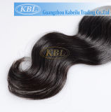 Cabelo peruano de Remy, cabelo natural dos Peruvian do Virgin da extensão do cabelo humano