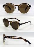 Nuevo Brand Designer Plastic Fashion Sunglasses para Women con Your Logo (DP1132YZ)