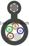 De Lucht Zelf Optische Kabel van uitstekende kwaliteit van de Vezel van de Steun