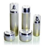 vaso crema del commestibile 50g PETG con il coperchio di alluminio