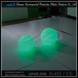 Bola LED / bola de bola de decoração bola bola ao ar livre / intermitente