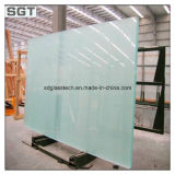 يقسى زجاجيّة واضحة زجاجيّة الهندسة المعماريّة زجاج لأنّ بناية
