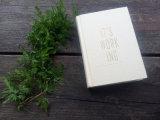 El más nuevo de papel de lujo de la cubierta del cuaderno Relieve De Fabricantes (XL-J64176-C01)
