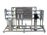 sistema industrial do tratamento da água do RO 6000gpd