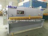 Productos de la marca de fábrica de Harsle con la máquina que pela del CNC de la guillotina hidráulica confiable de la calidad QC11k