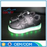 La simulación LED se enciende para arriba embroma el fabricante del surtidor de la fábrica de zapatos