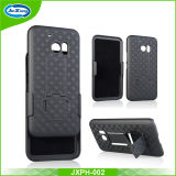 Hard Case Cover Belt Clip Hoster Stand para HTC M10