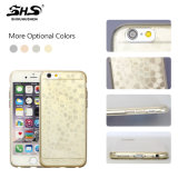 Bling Bling TPU Mobile Phone Cover per il iPhone Models