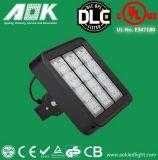 A luz de inundação de poupança de energia do diodo emissor de luz de Dimmable 120W com UL Dlc TUV SAA certificou