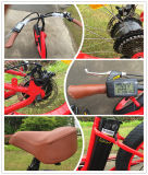 """2016 montanhas gordas Ebike do pneu da bicicleta 26 """" 48V elétrica elegante"""