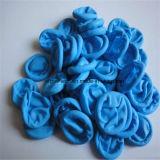 Голубые кроватки перста нитрила ESD Латекс-Свободно Порошк-Свободно сделанные в Малайзии (EGS-001)