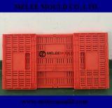 混戦のプラスチックスタック可能Foldable木枠型