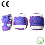 Attrezzi, gomito & rilievi di ginocchio protettivi di base, protezione di sport del capretto