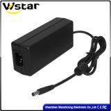 Gleichstrom-Adapter-/Laptop-Aufladeeinheits-Durchlauf-Cer FCC RoHS Wechselstrom-60W