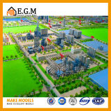 De industriële en Modellen van de Workshop/de Modellen van de Tentoonstelling/het Model van de Bouw van het Project