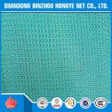 2016 100% сетей безопасности конструкции ткани сетки HDPE девственницы огнезамедлительных померанцовых огнезамедлительных