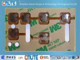 10mm Four Legs Dimpled Metal Dome Membrane Keypad