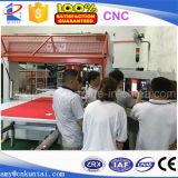自動ネスティングシステムが付いているCNC旅行ヘッド油圧出版物